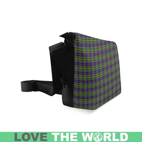 Ayrshire District Tartan Crossbody Bag Nl25 Bags