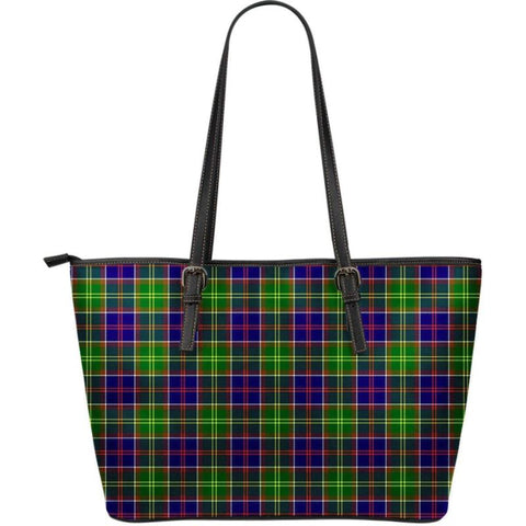 Ayrshire District Tartan Handbag - Large Leather Tartan Bag Th8 |Bags| Love The World