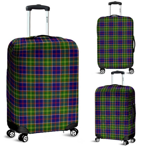 Ayrshire District Tartan Luggage Cover Hj4 Covers