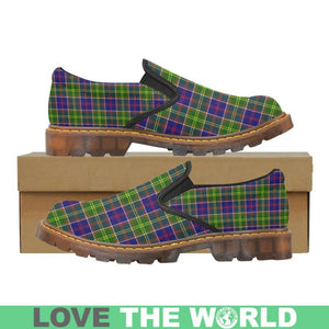 Tartan Martin Loafer - Ayrshire District A9