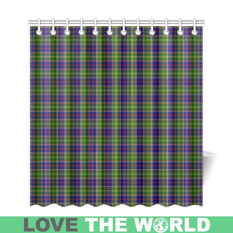Tartan Shower Curtain - Ayrshire District | Bathroom Products | Over 500 Tartans