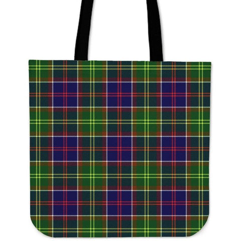 Ayrshire District Tartan Tote Bag Bags