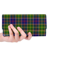 AYRSHIRE DISTRICT TARTAN TRIFOLD WALLET HJ4