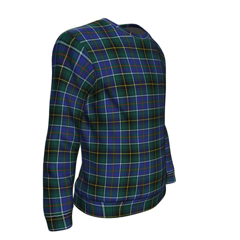 Image of MacInnes Modern Tartan Sweatshirt TH8