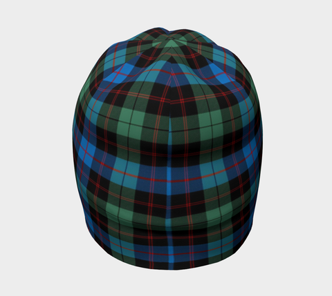 Image of Guthrie Ancient Tartan Clan Crest Beanie Hj4