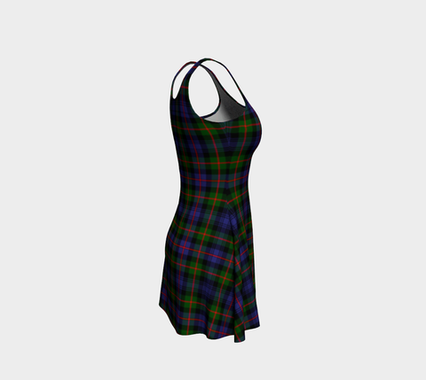 Image of Tartan Flare Dress - Murray Of Atholl Modern A9 |Clothing| 1sttheworld