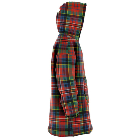 MacPherson Ancient Snug Hoodie - Unisex Tartan Plaid Right
