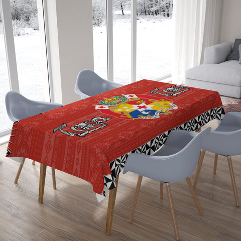 Image of Coat of Arms Tonga™ Tablecloth 2 K4