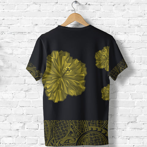 Image of Hibiscus T Shirt K2