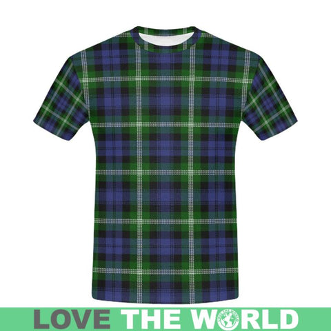 Tartan T-shirt - Baillie Modern| Tartan Clothing | Over 500 Tartans and 300 Clans
