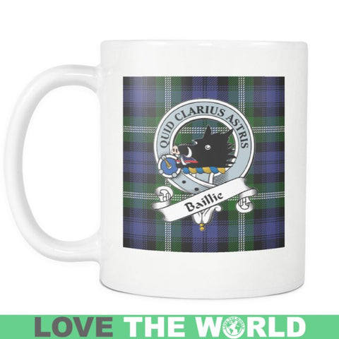 Image of Baillie Tartan Mug Ha4 N4 Mugs