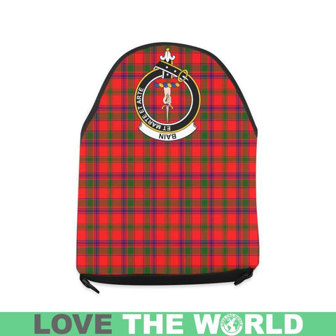 Image of Bain Tartan Clan Badge Crossbody Bag C20 Bags