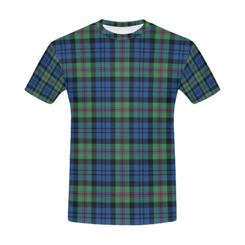 Tartan T-shirt - Baird Ancient| Tartan Clothing | Over 500 Tartans and 300 Clans