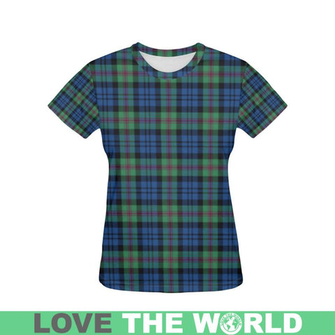 Image of Tartan T-shirt - Baird Ancient| Tartan Clothing | Over 500 Tartans and 300 Clans