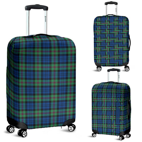 Baird Ancient Tartan Luggage Cover Hj4 Covers