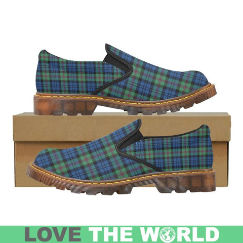 Tartan Martin Loafer - Baird Ancient | Over 500 Tartans