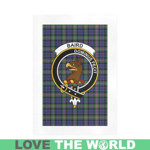 Image of Baird Clan Tartan Art Print F1 One Size / 19í_í‡X28í_í‡ Prints