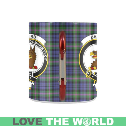 Tartan Mug - Clan Baird Tartan Insulated Mug A9 | Love The World