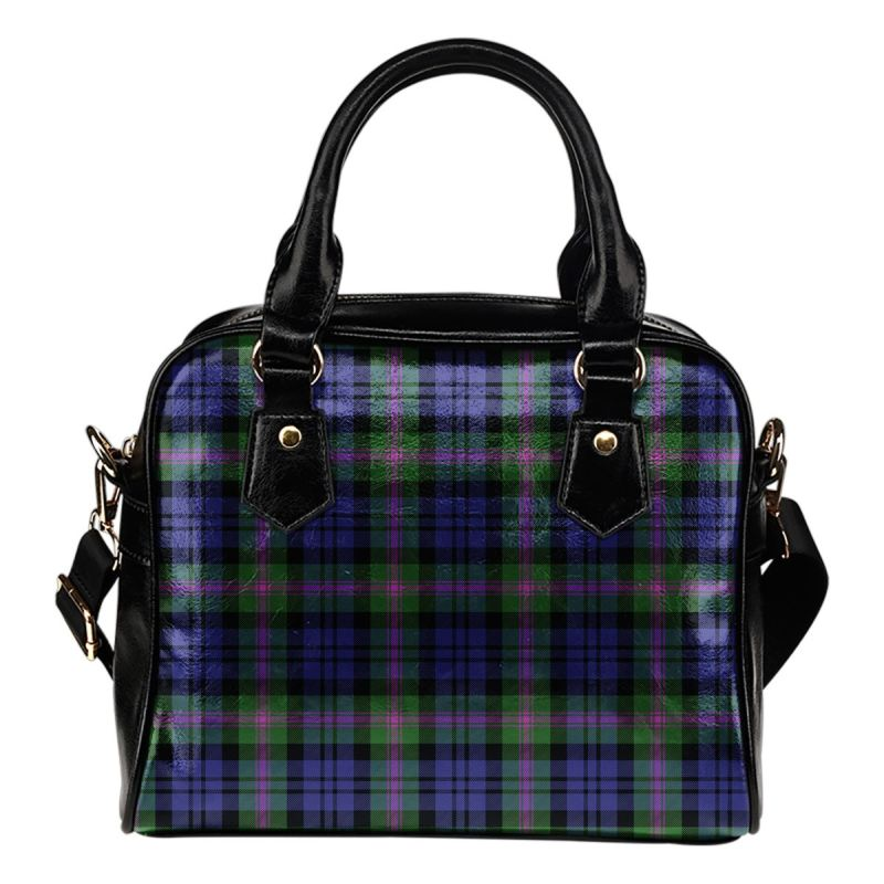 Baird Modern Tartan Shoulder Handbag - Bn Handbags