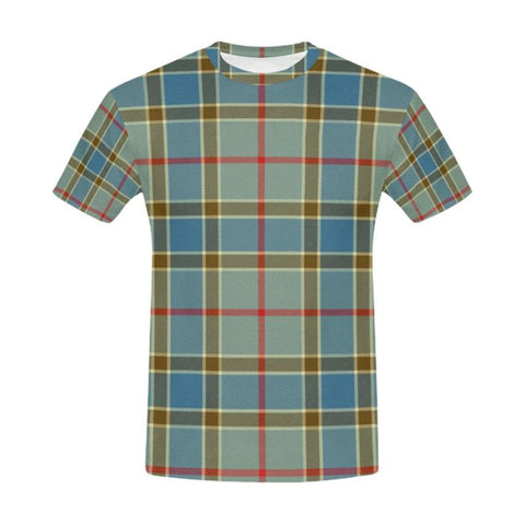 Tartan T-shirt - Balfour Blue| Tartan Clothing | Over 500 Tartans and 300 Clans