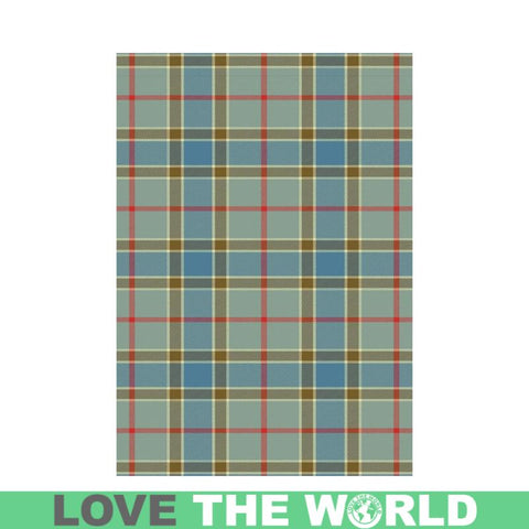 Balfour Blue Tartan Flag K7 |Home Decor| 1sttheworld