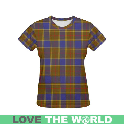 Tartan T-shirt - Balfour Modern| Tartan Clothing | Over 500 Tartans and 300 Clans