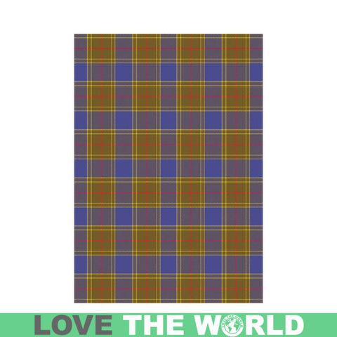 Balfour Modern Tartan Flag K7 |Home Decor| 1sttheworld