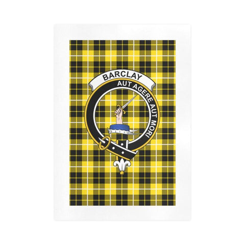 Barclay Clan Tartan Art Print F1 One Size / 16í_í‡X23í_í‡ Prints