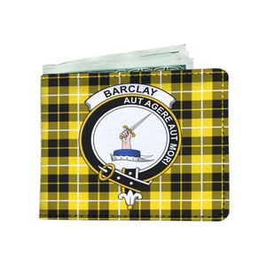 Barclay Clan Tartan Men Wallet Y3 Wallets