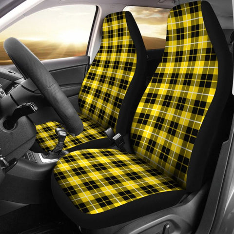 Image of Barclay Dress Modern Tartan Car Seat Cover