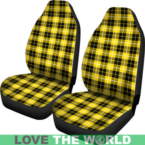 Image of Barclay Dress Modern Tartan Car Seat Cover Nl25