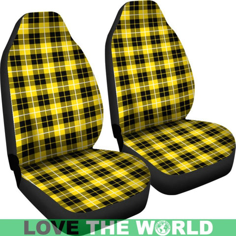 Barclay Dress Modern Tartan Car Seat Cover Nl25
