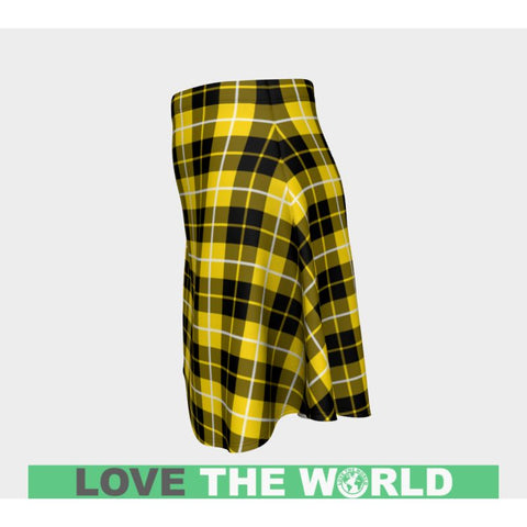 Tartan Skirt - Barclay Dress Modern Women Flared Skirt A9 |Clothing| 1sttheworld