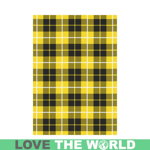 Barclay Dress Modern Tartan Flag K7 |Home Decor| 1sttheworld