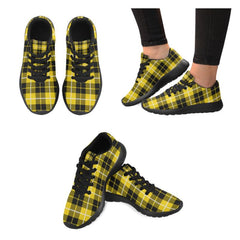 Barclay Dress Modern Tartan Shoes/ Tartan Sneakers HJ4