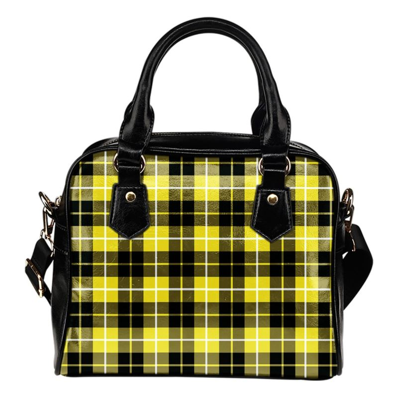 Barclay Dress Modern Tartan Shoulder Handbag - Bn Handbags