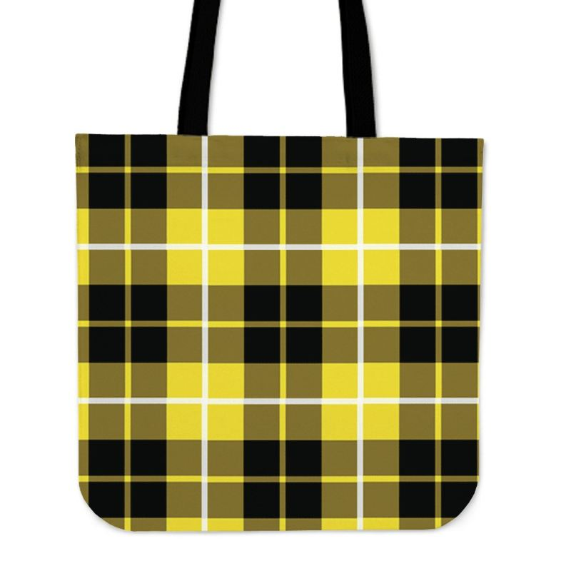 Barclay Dress Modern Tartan Tote Bags