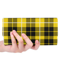 BARCLAY DRESS MODERN TARTAN TRIFOLD WALLET HJ4