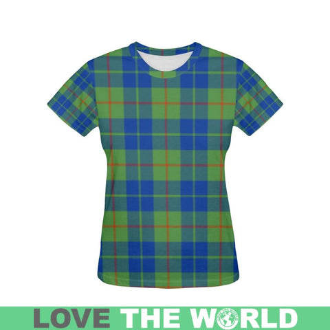 Tartan T-shirt - Barclay Hunting Ancient| Tartan Clothing | Over 500 Tartans and 300 Clans