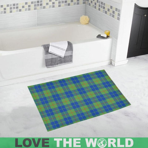 Barclay Hunting Ancient Tartan Bath Rug | Bath: Home & Kitchen | 1sttheworld