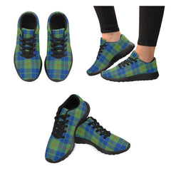 Barclay Hunting Ancient Tartan Shoes/ Tartan Sneakers HJ4