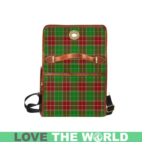 Baxtar Modern Tartan Plaid Canvas Bag | Online Shopping Scottish Tartans Plaid Handbags