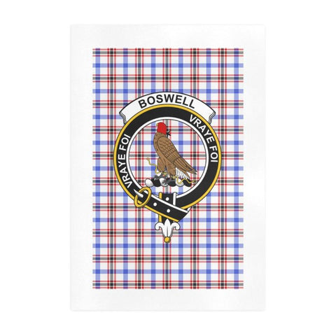 Image of Baxter Clan Tartan Art Print F1 One Size / 19í_í‡X28í_í‡ Prints
