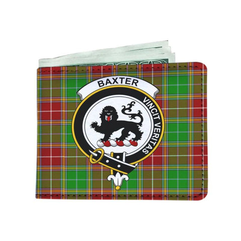 Baxter Clan Tartan Men Wallet Y3 Wallets
