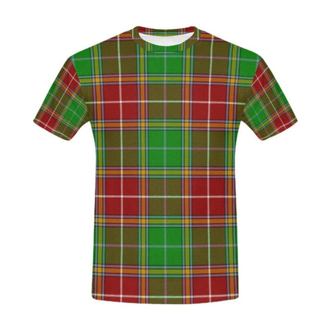 Tartan T-shirt - Baxter Modern| Tartan Clothing | Over 500 Tartans and 300 Clans