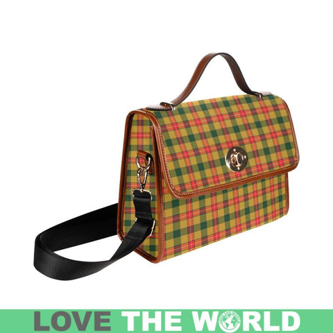 Image of Baxter Tartan Plaid Canvas Bag | Online Shopping Scottish Tartans Plaid Handbags