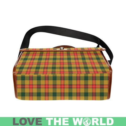 Baxter Tartan Plaid Canvas Bag | Online Shopping Scottish Tartans Plaid Handbags