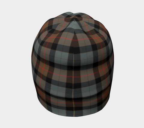 Image of Gunn Weathered Tartan Clan Crest Beanie Hj4