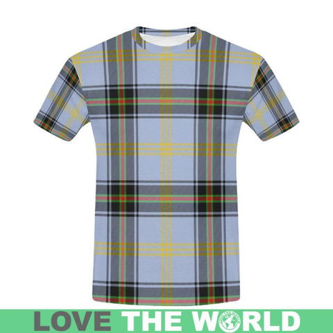 Tartan T-shirt - Bell Of The Borders| Tartan Clothing | Over 500 Tartans and 300 Clans