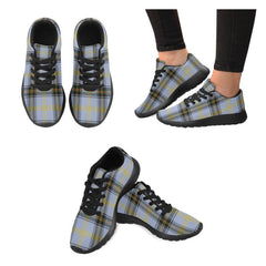 Bell Of The Borders Tartan Shoes/ Tartan Sneakers HJ4